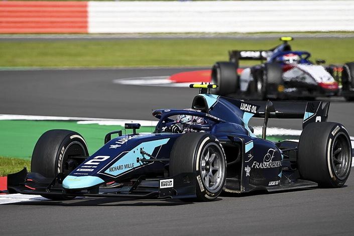 F2 em Silverstone: Dan Ticktum vence a prova #2