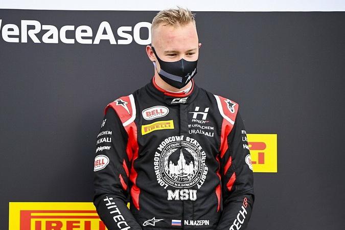 Haas confirma Mazepin para 2021
