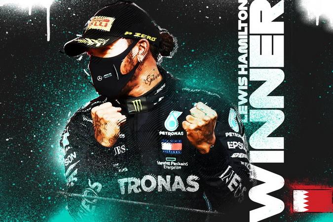 F1 no Bahrain: Hamilton vence num dia que poderia ter havido uma tragédia