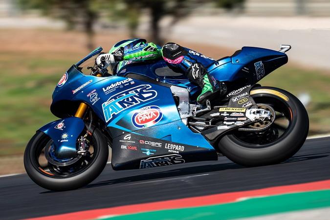 Moto2: Gardner leva tudo no Algarve