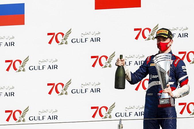 F2: Shwartzman vence a prova #2 no Bahrain