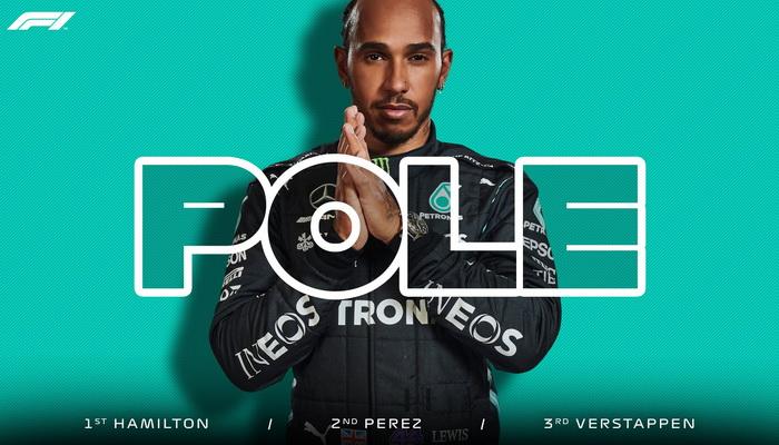 F1 em Ímola: Hamilton faz sua 99ª pole