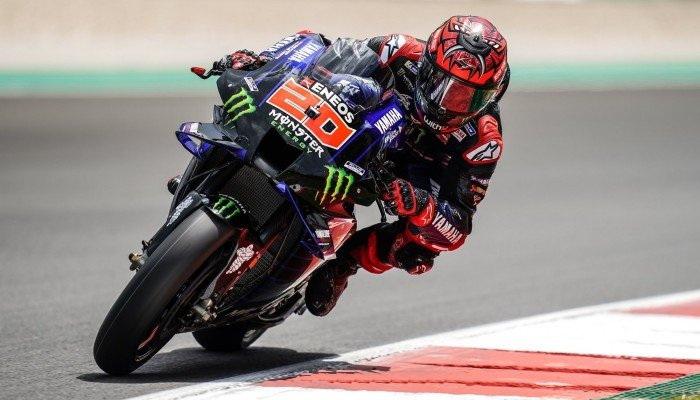 MotoGP: Quartararo vence no Algarve