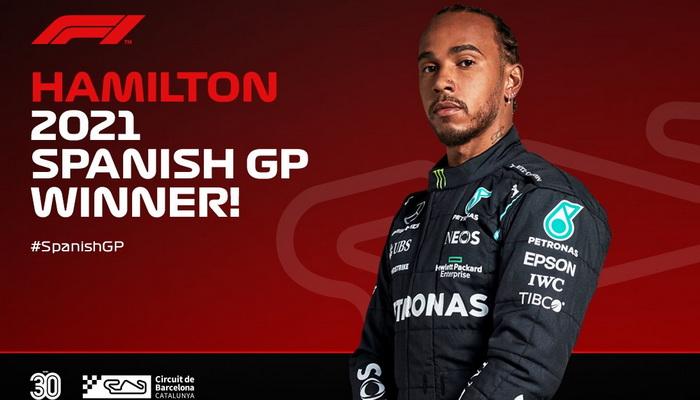 F1 na Espanha: Hamilton vence na estratégia