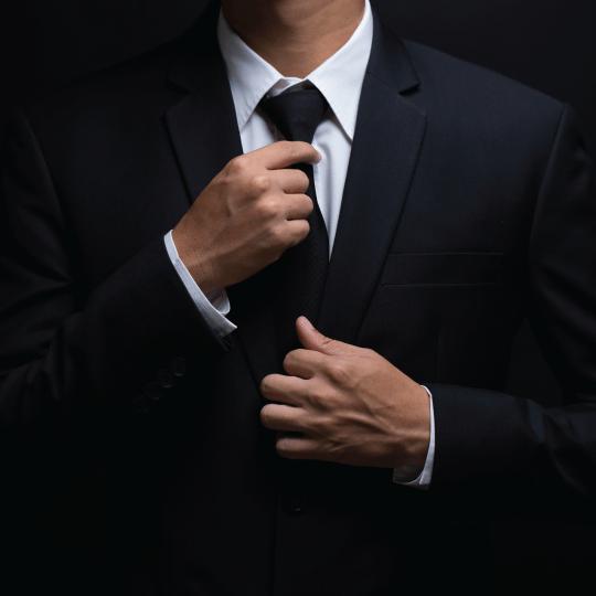 Guy In a Tie