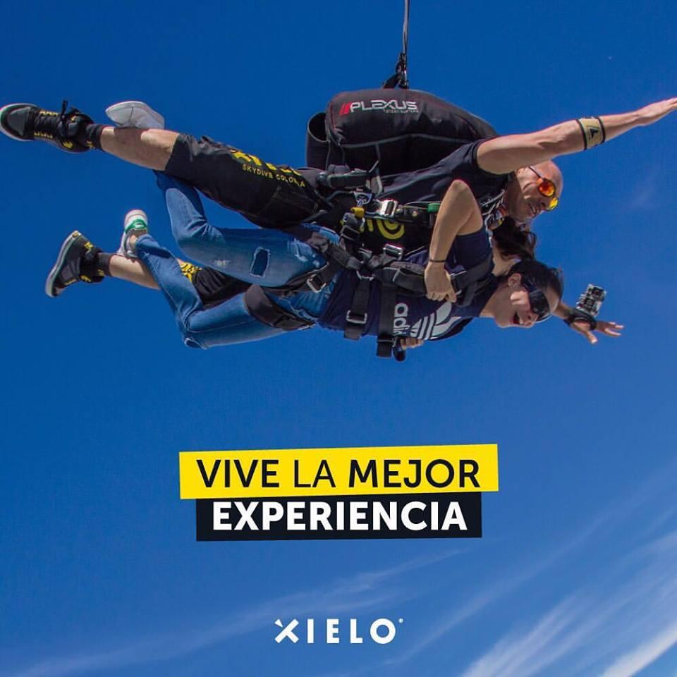 PREMIO XIELO SKYDIVING