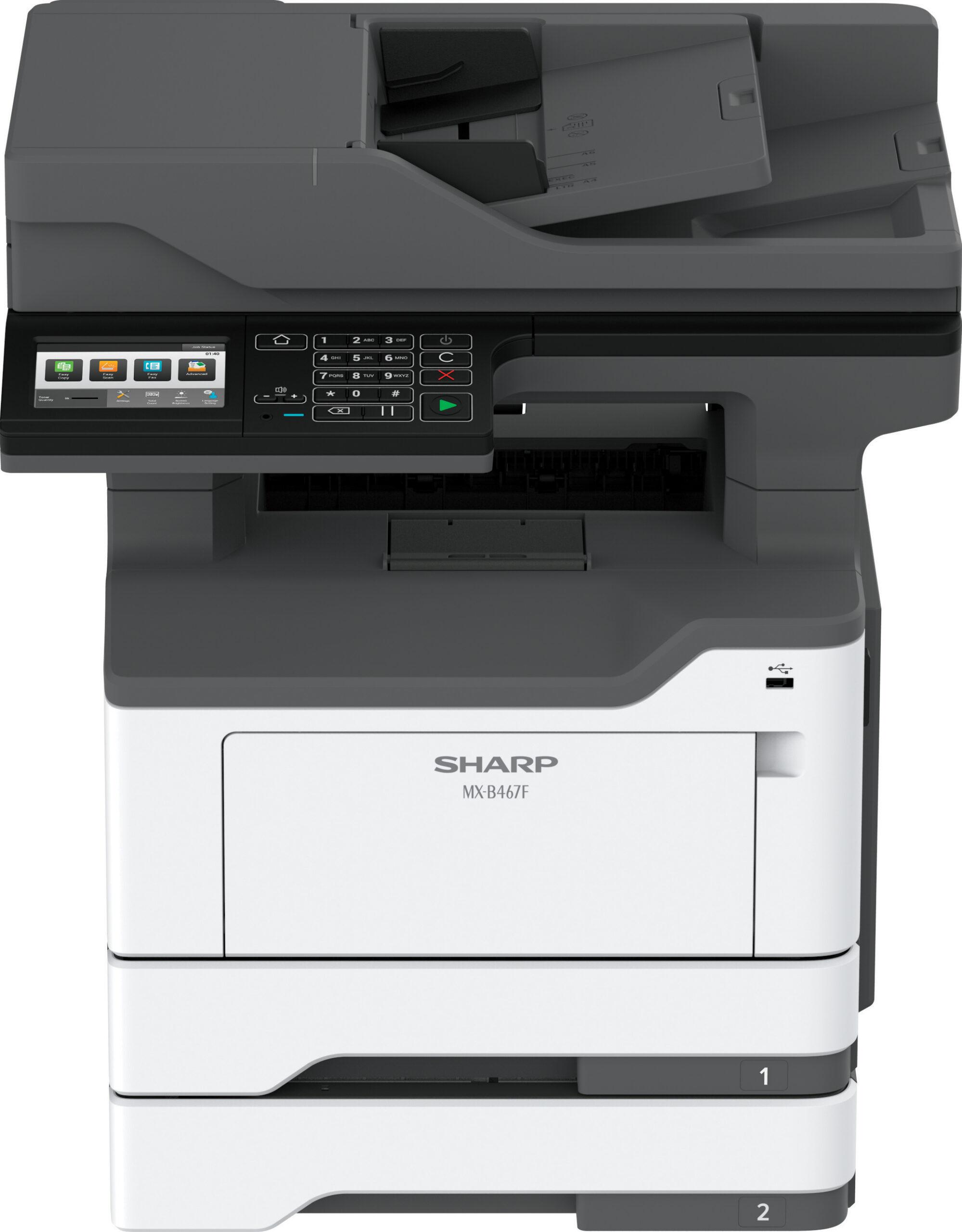 MX-B467F Image