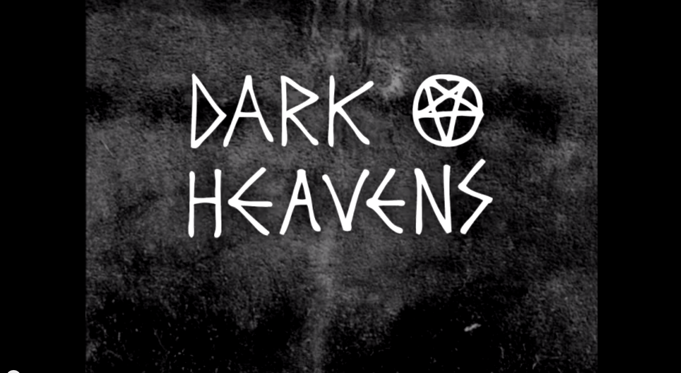 Dark Heavens - In The Studio
