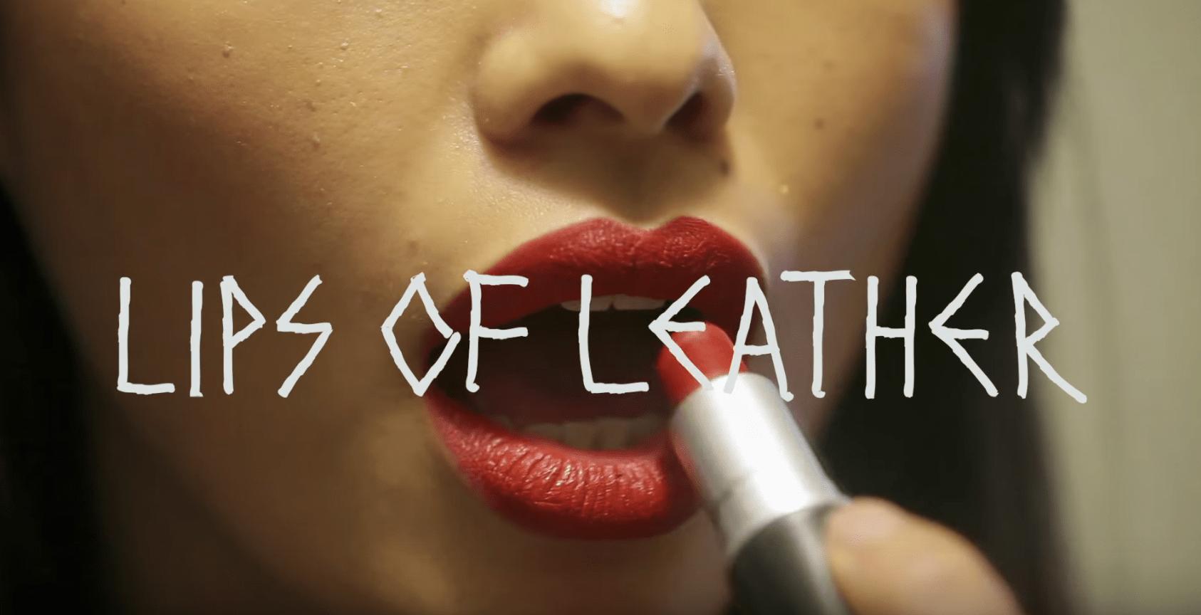 Dark Heavens Lips of Leather