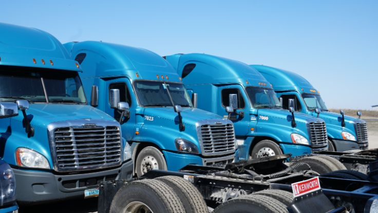 2014 - 2016 Freightliners
