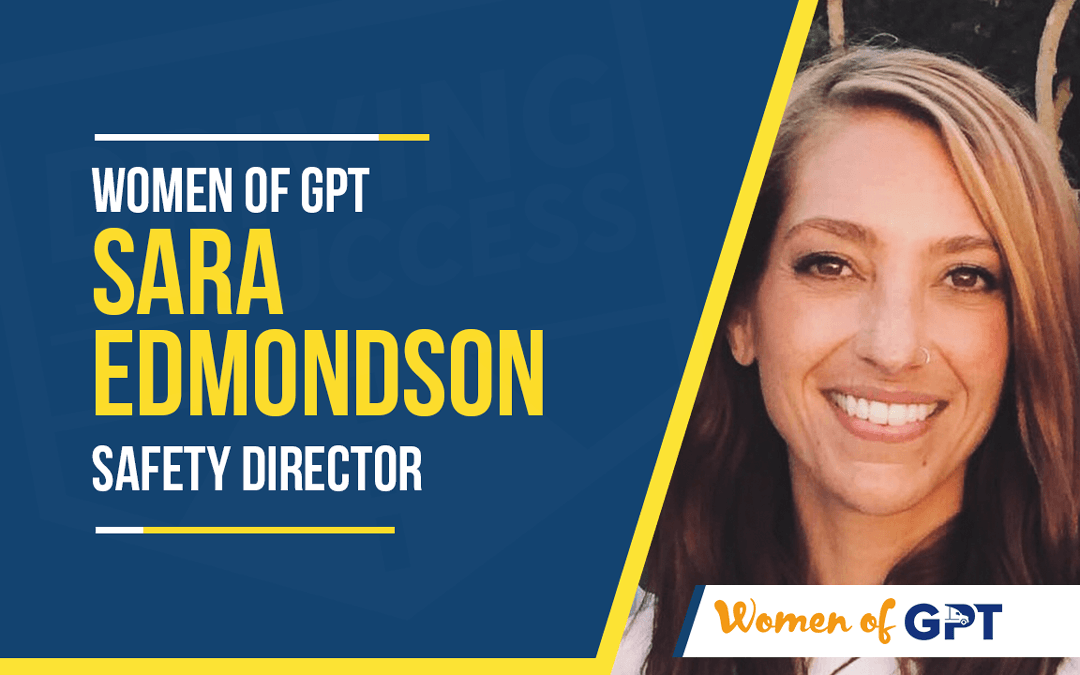 Women of GPT: Interview with Sara Edmondson