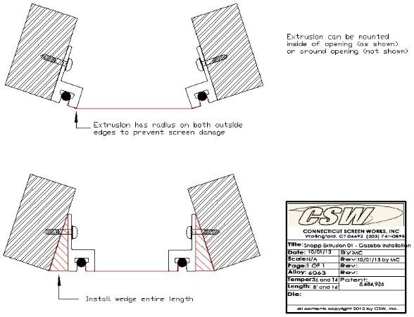 1_snapp_screen_porch_screen_gazebo_installation