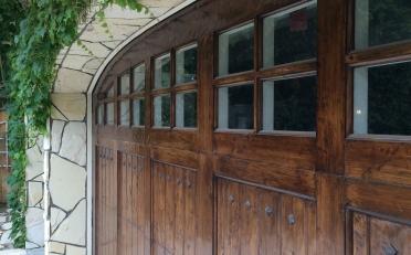 Wood Staining & Refinishing