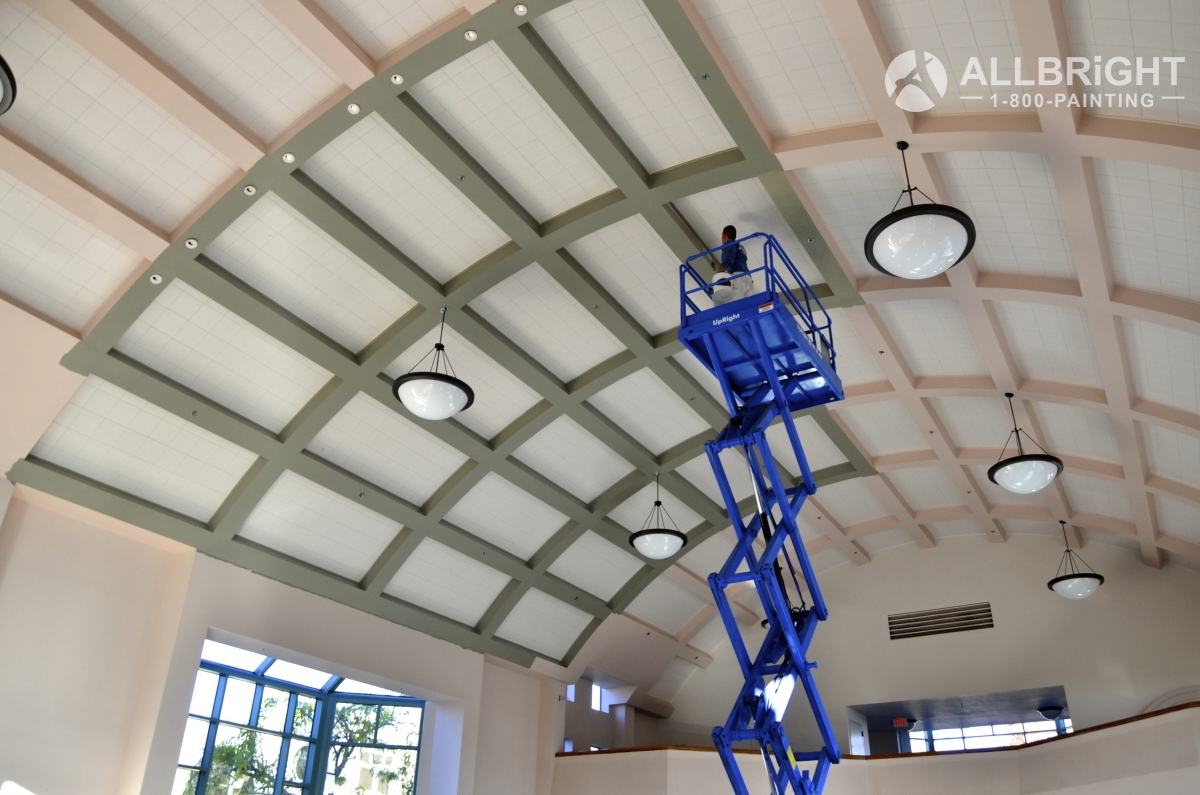 Interior Commercial Painting Services
