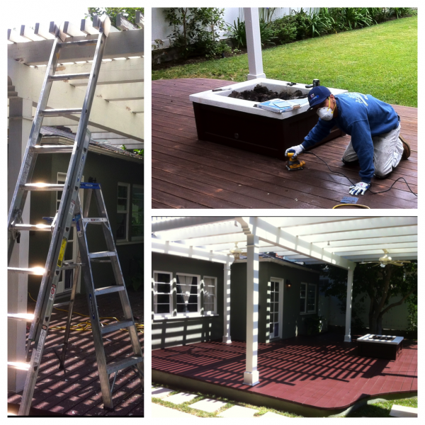 Is Your Deck Ready For Summer Allbright 1 800 Painting
