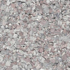 picture of field stone chip color for floor coatings