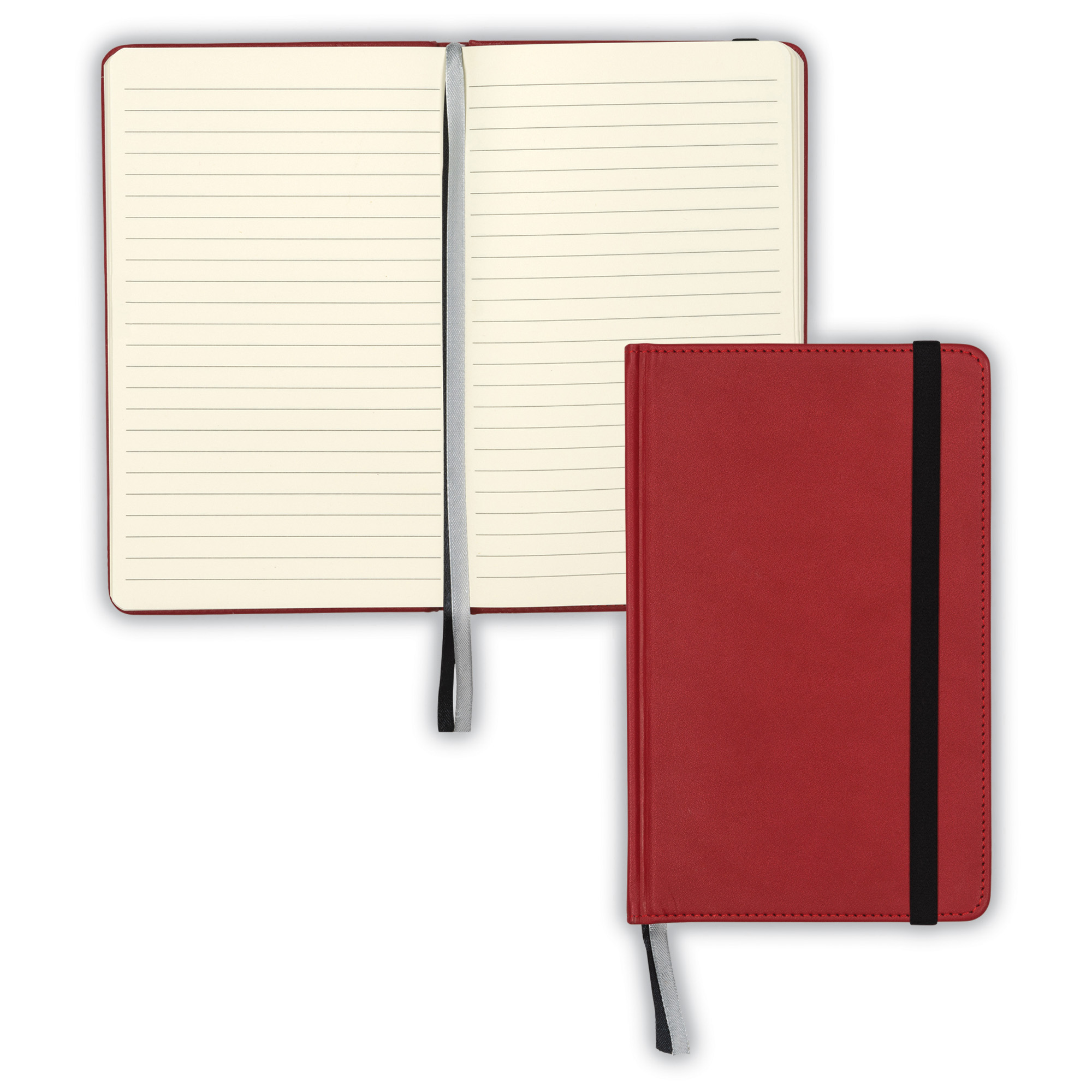samsill journal, samsill notebook, samsill, journal, notebook, red journal, red notebook