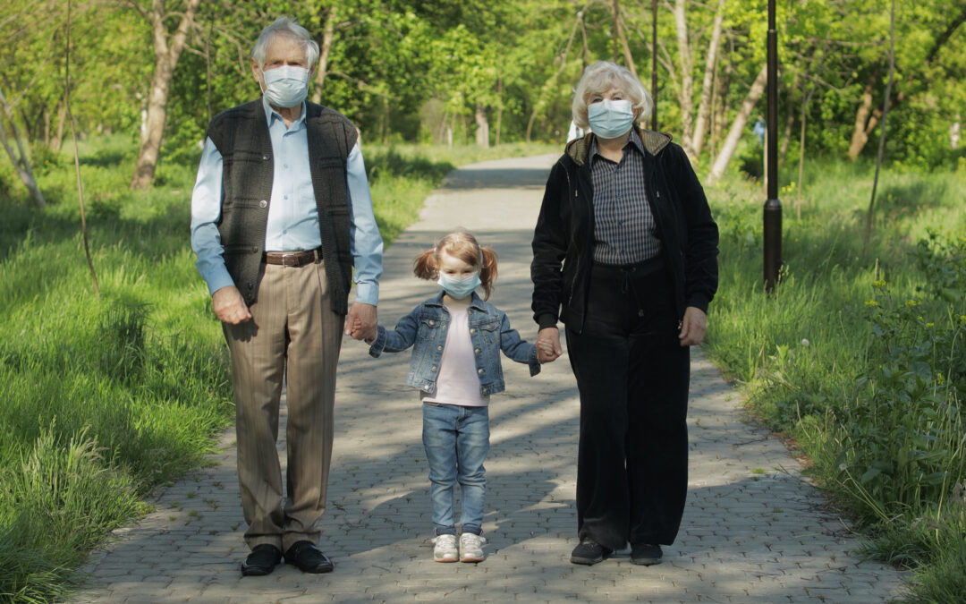 Why It's Great To Be a Grandparent … Even During a Pandemic