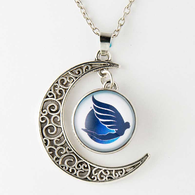 Daughters Moonrise Pendant