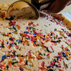 Cake batter Rainbow Sprinkles