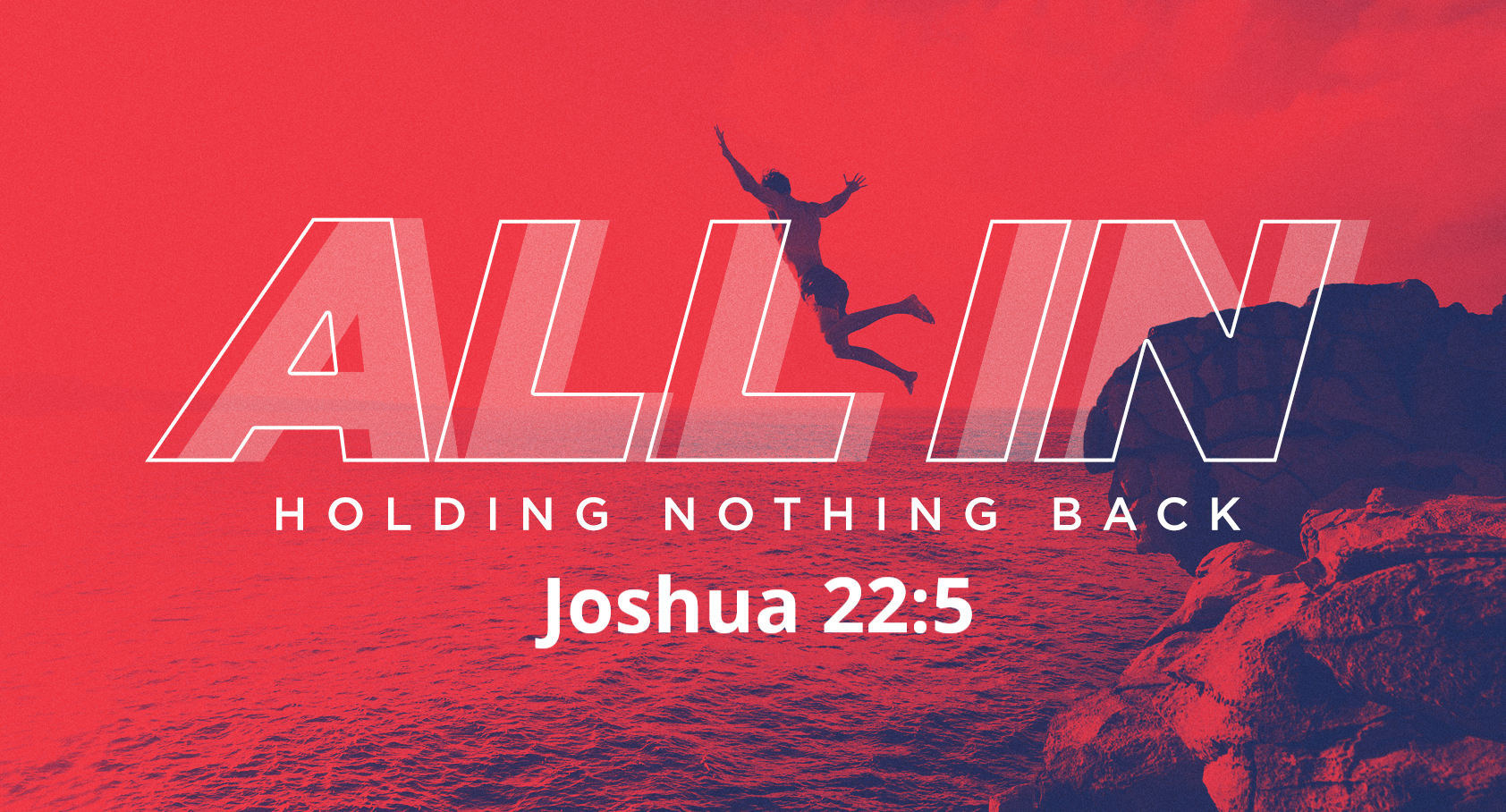 All In: Holding Nothing Back