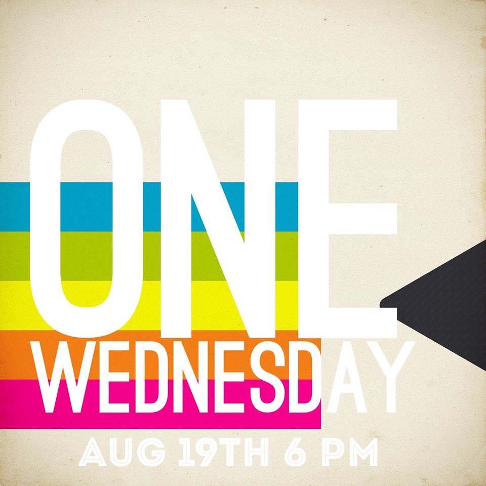 Aug 19: One Wednesday Worship Night