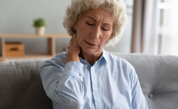 Neck Pain Aging