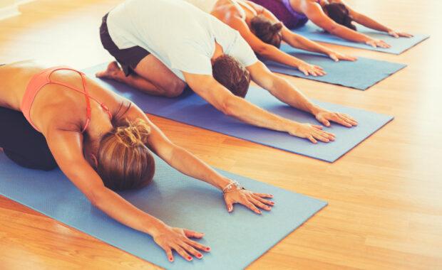Spine Yoga