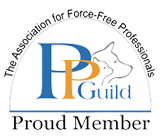 associations for force free professional trainers member logo
