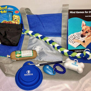 deluxe dog training kit educanine recommended fun products for dog training
