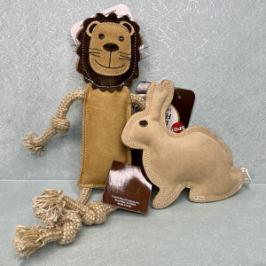 Leather Chew Toys