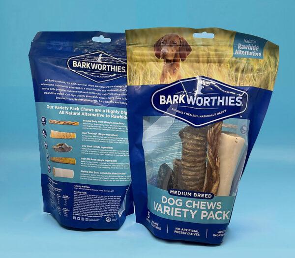 Dog Chew Sampler Educanine