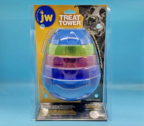 JW Treat Tower Educanine