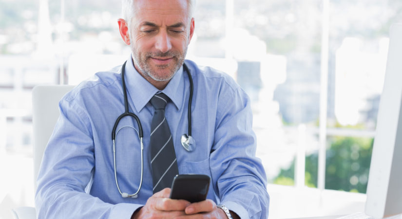 Physician and Patient Text and Email