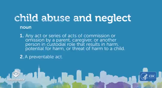 Mandatory Child Abuse Reporting