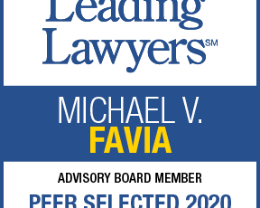 Michael V. Favia is Honored to be Selected to Leading Lawyers for 2020
