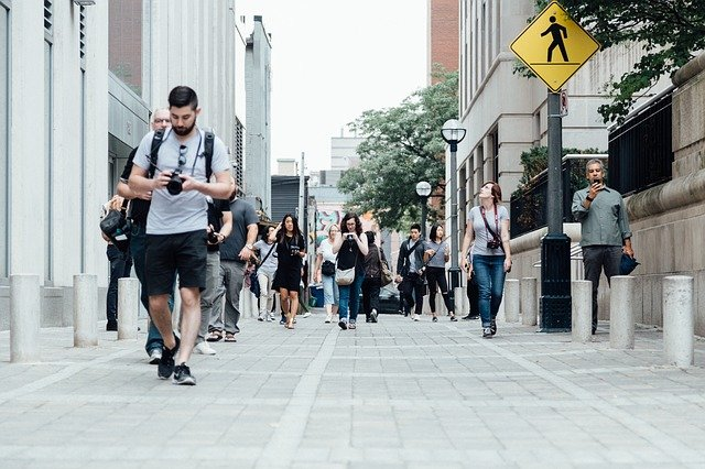 Pedestrian Fatalities Spike During COVID-19 Pandemic