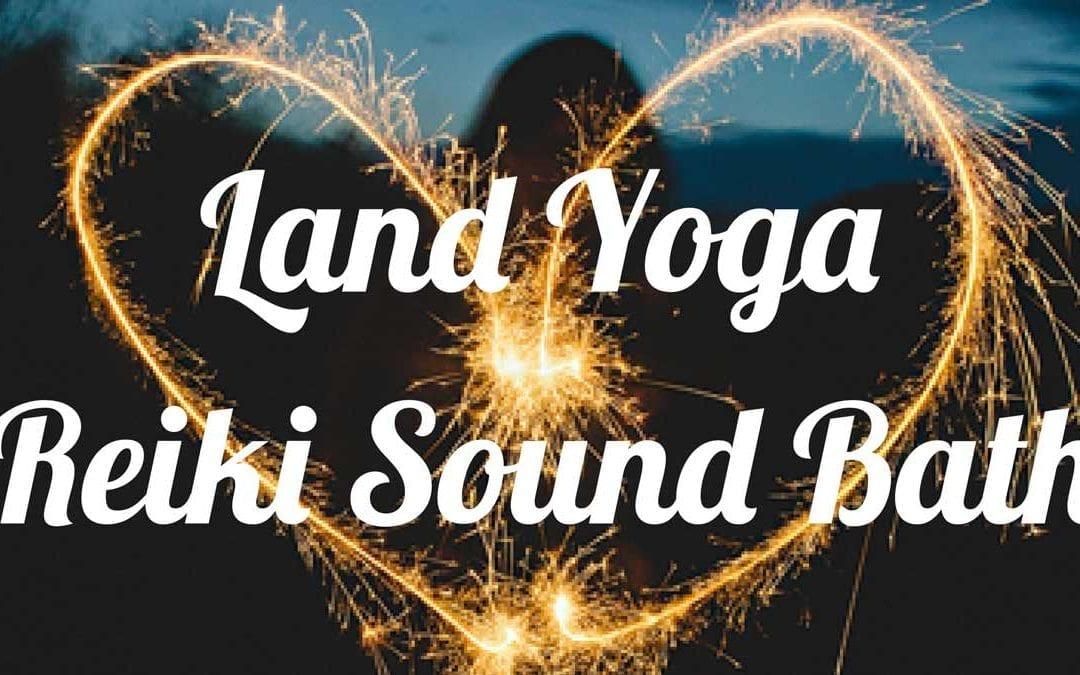 Reiki Healing + Sound Bath – April 29th
