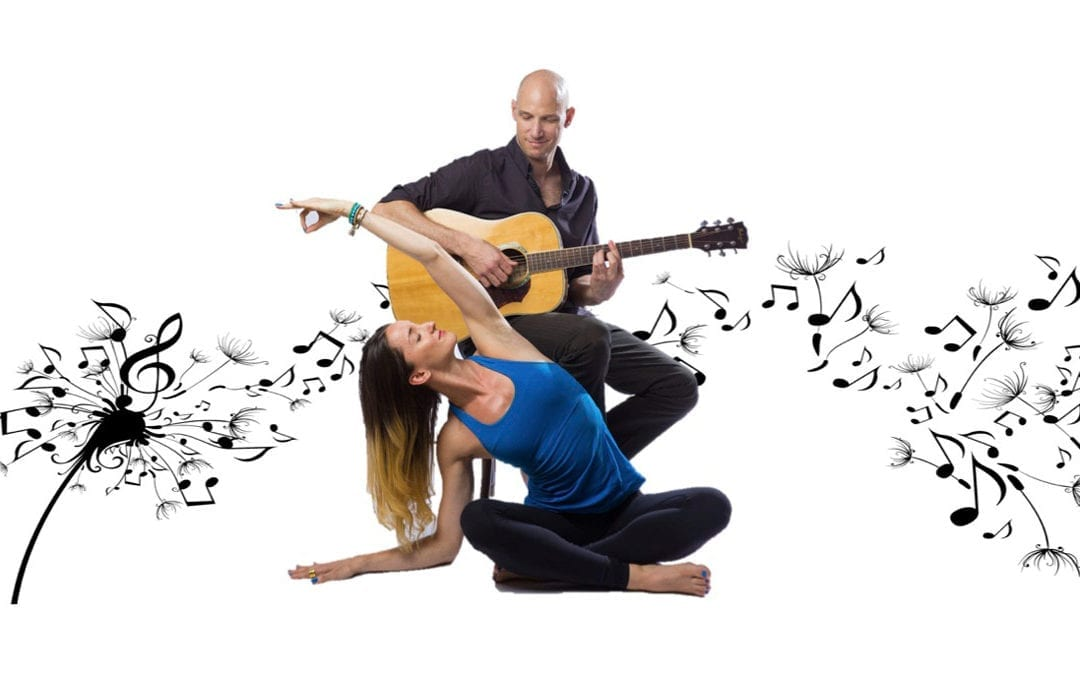 Restorative Yoga + Live Music – December