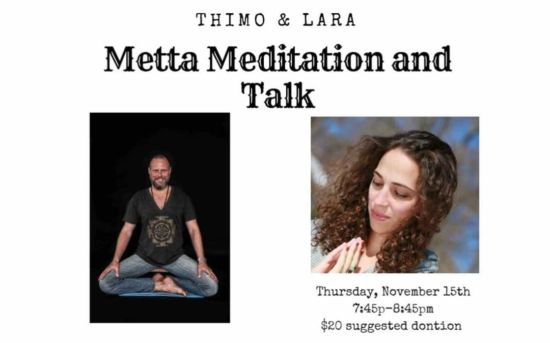 Metta Meditation and Talk