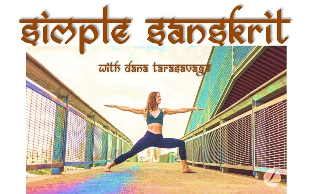 Simple Sanskrit Workshop