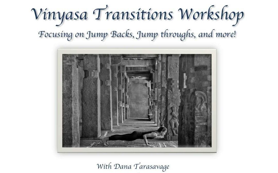 Vinyasa Transitions Workshop