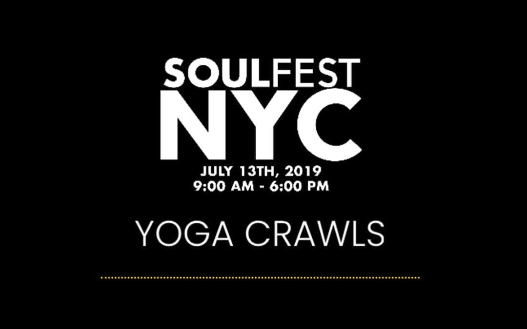 Harlem Yoga Crawl