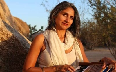 Kirtan with Nina Rao