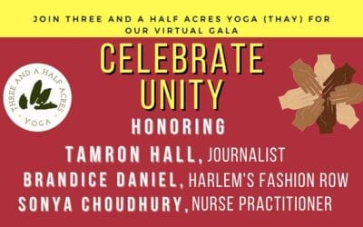 Celebrate Unity, Three and a Half Acres Yoga