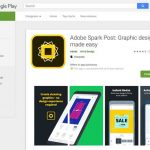 Online Designer Adobe Spark App for Social Media, Posters etc