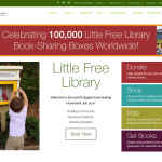 Little Free Libraries – Education Resource Website