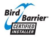 Bird Barrier Certified Installer