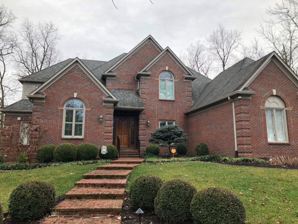 A Lexington KY home inspected by Trifecta Wildlife Services