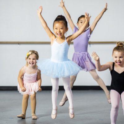 Combo Dance for Pre-Schoolers